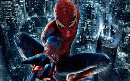 New Amazing Spider Man
