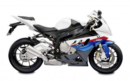 New BMW S 1000 RR White