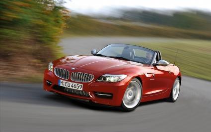 New BMW Z4 2011 Car