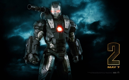 New Iron man 2 Movie