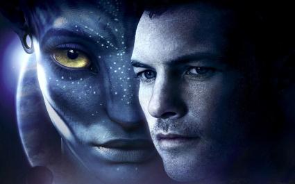 Neytiri & Jake Sully Avatar