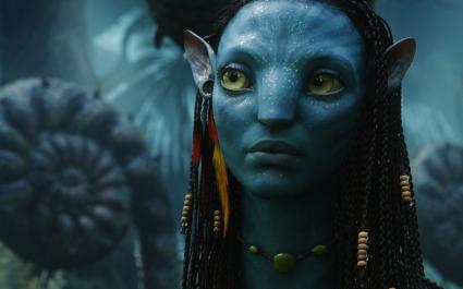 Neytiri Female in Avatar