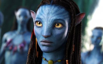 Neytiri in Avatar 2