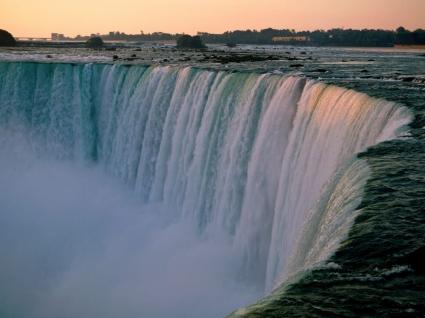 Niagara Falls Wallpaper Waterfalls Nature