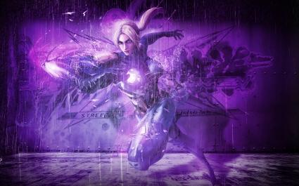 Nina in Tekken