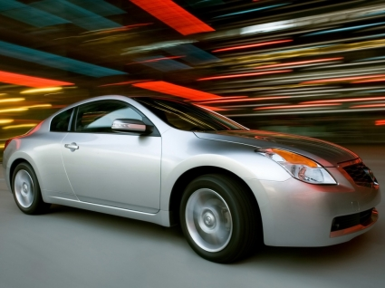 Nissan Altima Coupe Wallpaper Nissan Cars