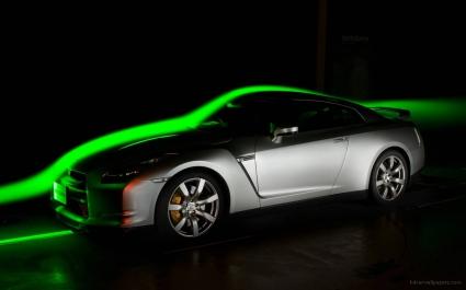 Nissan GT R 7