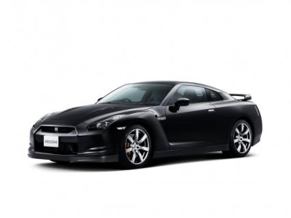 Nissan GTR Black Wallpaper Nissan Cars