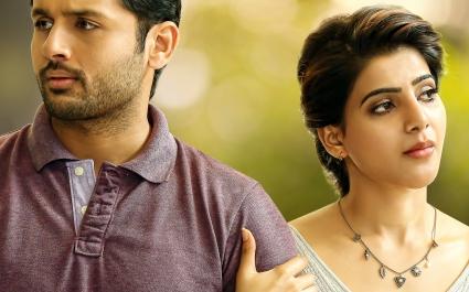 Nithin Samantha A Aa Telugu Movie