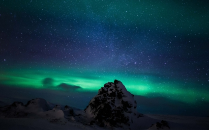 Northern Lights Iceland Aurora Borealis
