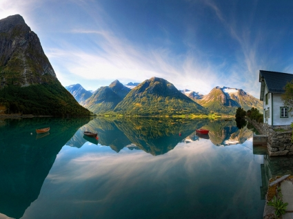 Norway Wallpaper Norway World