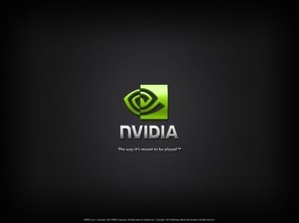 NVIDIA Logo Wallpaper nVidia Computers