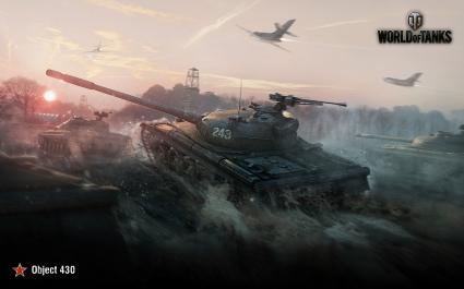 Obj 430 World of Tanks
