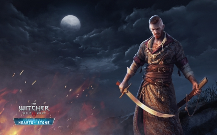 Olgierd The Witcher 3 Wild Hunt