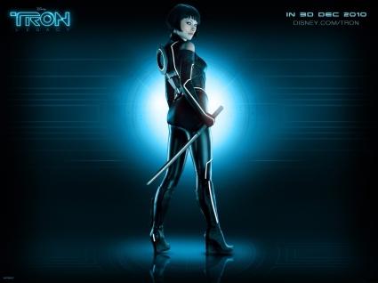 Olivia Wilde as Quorra Tron Legacy