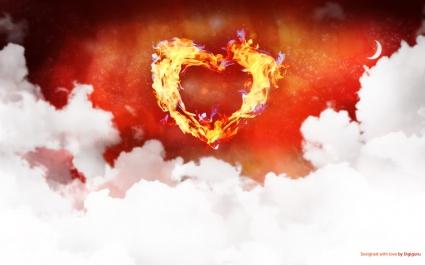 One Love Heart