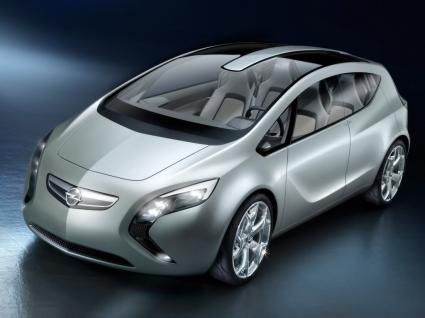 Opel Flextreme Concept Wallpaper Opel Cars