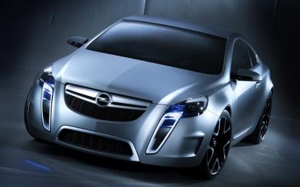 Opel GTC Concept Wallpaper Concept Cars
