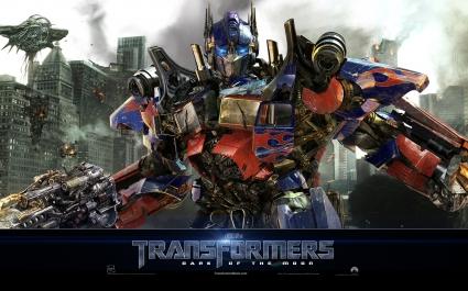 Optimus Prime TF3 High Resolution