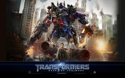 Optimus Prime Transformers 3 Dark of The Moon