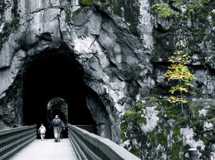 Othello Tunnels Wallpaper Landscape Nature