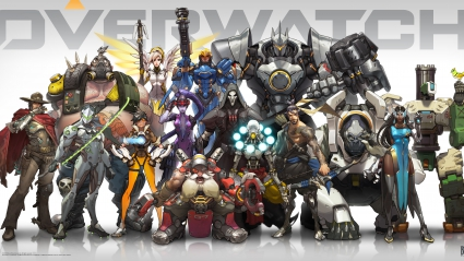 Overwatch 2016 Game