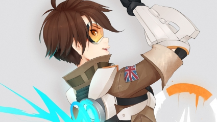 Overwatch Tracer HD