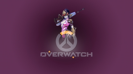 Overwatch Widowmaker HD