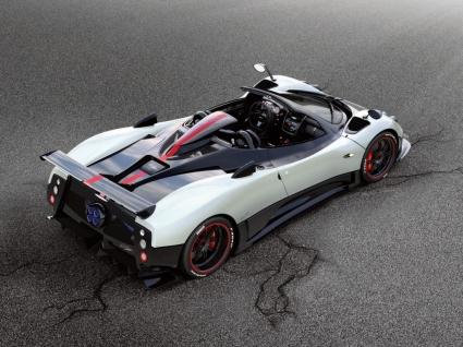 Pagani Zonda Cinque Roadster Wallpaper Pagani Cars