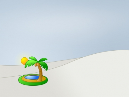Palm Tree Lines Wallpaper Abstract 3D