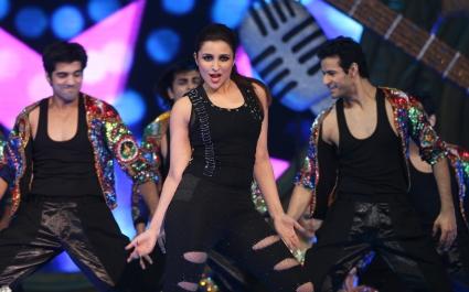 Parineeti Chopra Dance