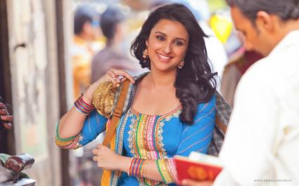 Parineeti Chopra Shuddh Desi Romance