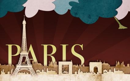 Paris Scrap Art