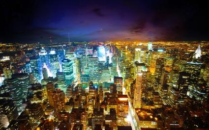 Paris The Illuminated City
