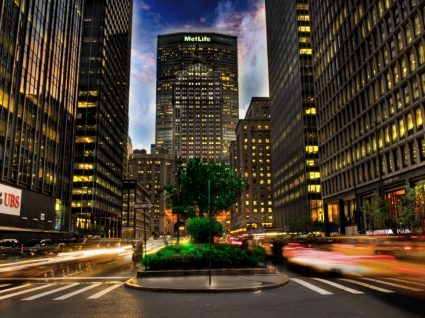 Park Avenue Wallpaper United States World