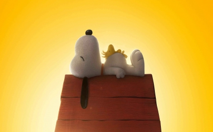 Peanuts 2015 Movie