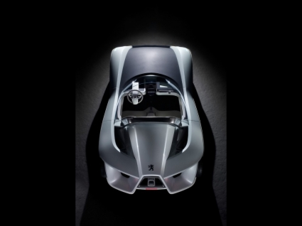 Peugeot Flux Concept Wallpaper Concept Cars