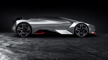 Peugeot Vision Gran Turismo 4K 5K