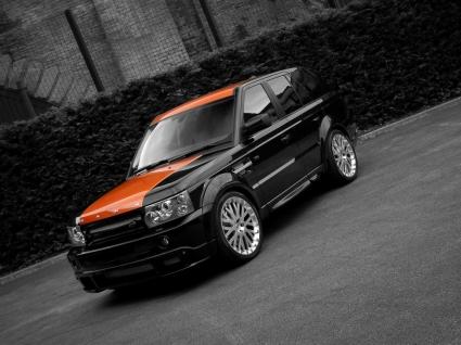 Pimped Range Rover Sport Wallpaper Range Rover Cars