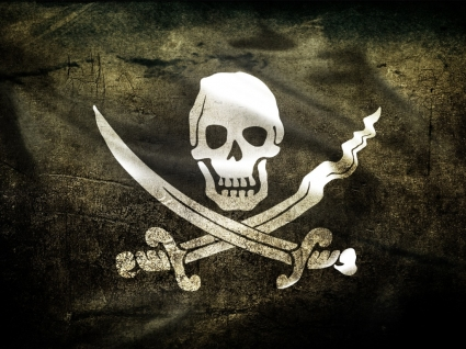 Pirate Flag Wallpaper Miscellaneous Other