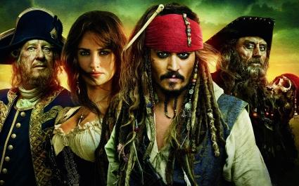 Pirates Of The Caribbean Stranger Tides