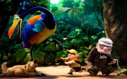 Pixar's UP HD Wide