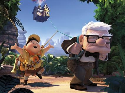 Pixar's UP Movie 2009