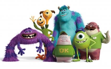 Pixars Monsters University