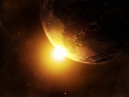 Planet Earth Wallpaper Space Nature