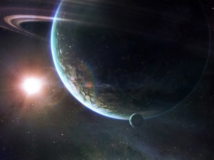 Planet in Universe