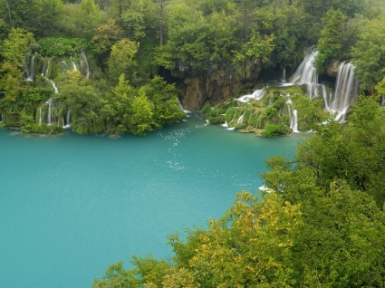 Plitvice Lakes Wallpaper Croatia World