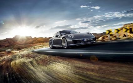 Porsche 911 Carrera 4S 2016