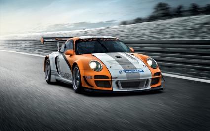 Porsche 911 GT3 R Hybrid 3