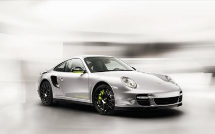 Porsche 911 Turbo Spyder